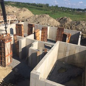 Concrete pumping projects
